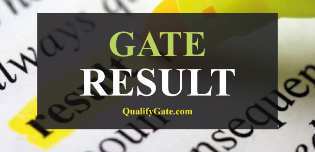 Gate Results: GATE 2019 Result And Score Card Validity Detail