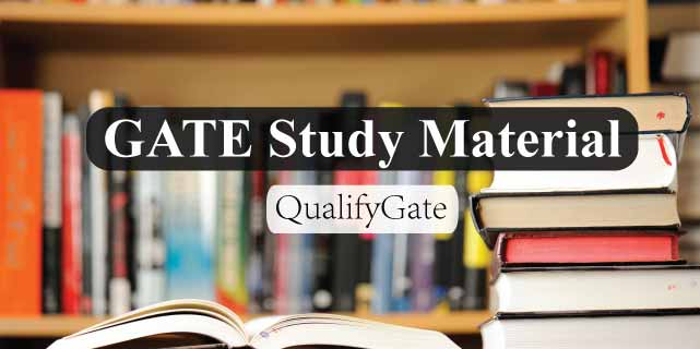 Gate Study Material of Electrical Engineering (EE)