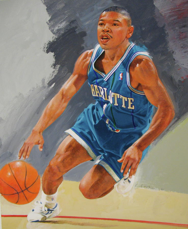 Tyrone Bogues: Standing Tall