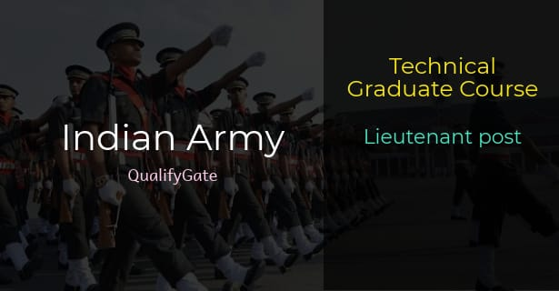 Indian Army 129th Technical Graduate Course