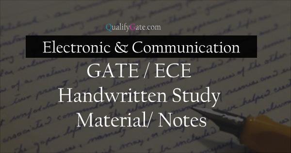 qualifygate-EC-GATE-Hagewritten-Study-material
