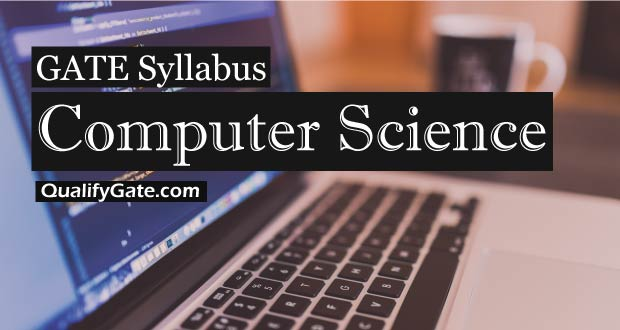 Gate 2020 Syllabus For Computer Science Cse It