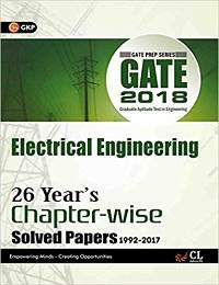 GKP GATE Electrical Solved paper