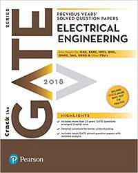 Previous Years' Solved Question Papers GATE 2018 Electrical Engineering